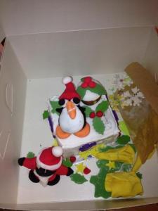 Cal Xmas Cake